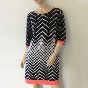 Studio one Large polka dot dress